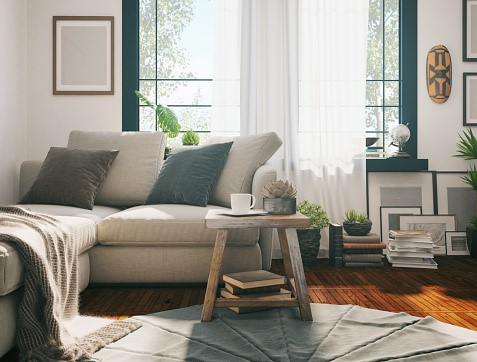 Improve The Look Of Your Living Room with These Decor Add-ons